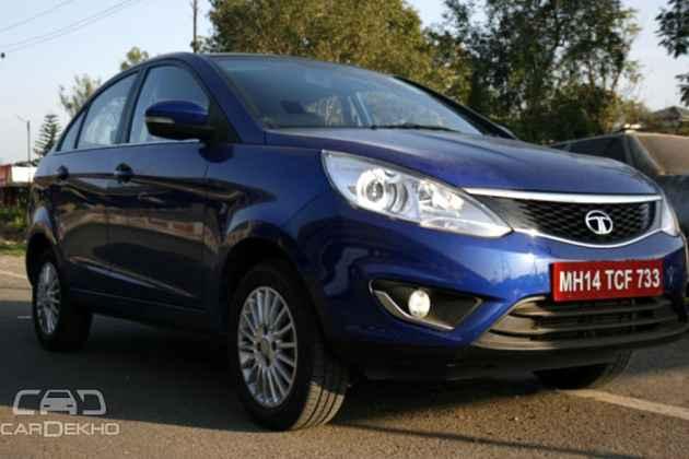 Tata Zest Quadrajet 90PS Diesel Discontinued