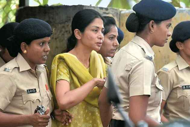 Mumbai Child Rights Panel To probe If Indrani Mukerjea Used Children Of Jail Inmates As Human Shield During Protests