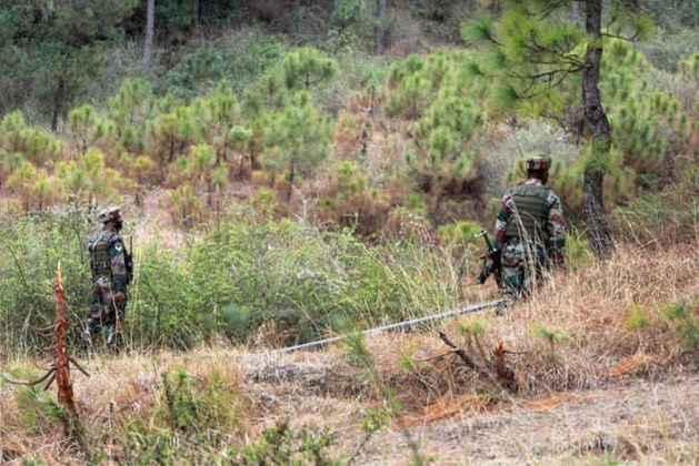 J&K: Army Major Shot Dead By Jawan Following Dispute Over Him Using Phone