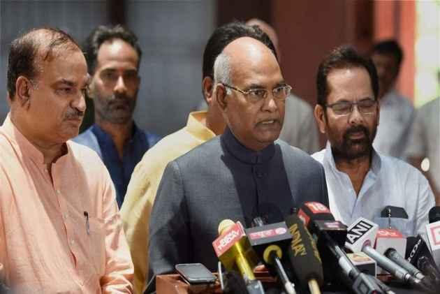 Ram Nath Kovind is the new President
