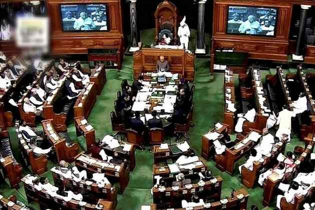 Uproar in Rajya Sabha after MP Naresh Agrawal's comment on gods
