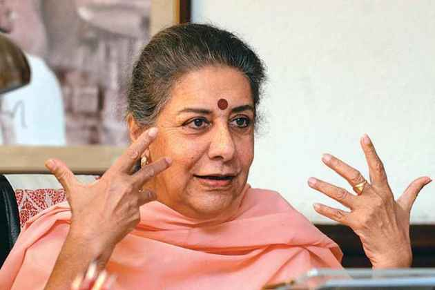 Ambika Soni replaced by Sushil Kumar Shinde