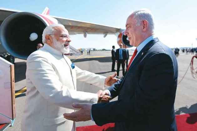 Netanyahu's Comments On Narendra Modi And Chinese President Xi Jinping Caught On Open Microphone