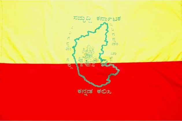 What's In A Flag? Unlike Saffron One, Karnataka Flag Doesn't Symbolise Religion