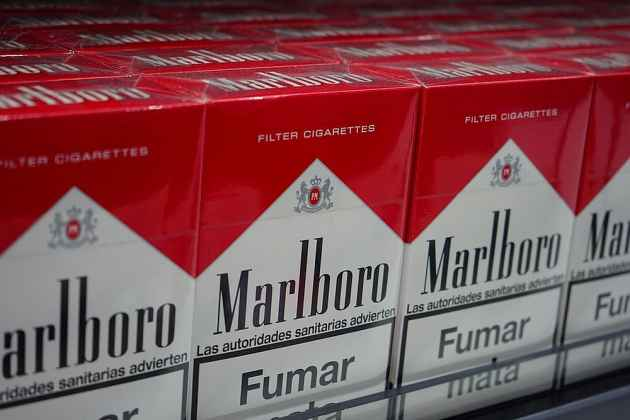 Delhi Govt Tells Marlboro Cigarette Makers To Pull Out All Advertisements From Tobacco Shops