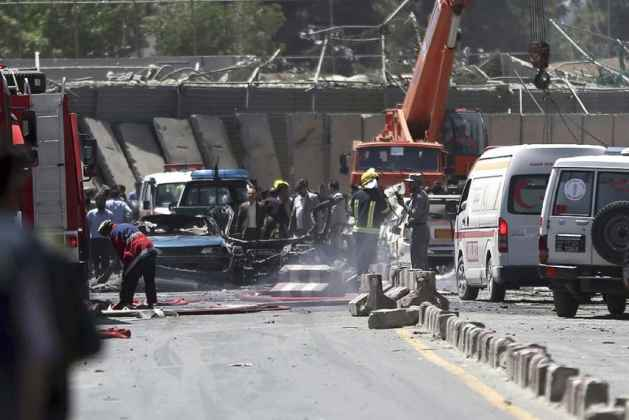 Suicide Car Bombing Kills 24 Lives in Western Kabul, Over 42 Wounded