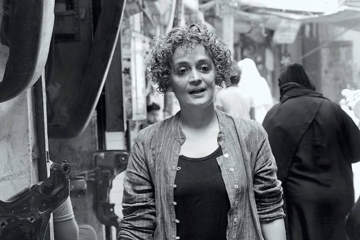 Arundhati Roy on course for second Booker prize