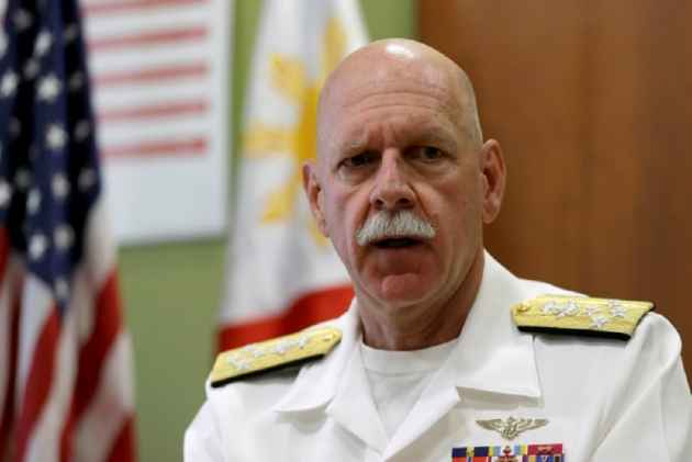 'I'd nuke China NEXT WEEK' Top US admiral in astonishing WAR vow