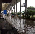 Ahmedabad Airport Water-Logged Due To Incessant Rainfall, People Share Pictures On Twitter