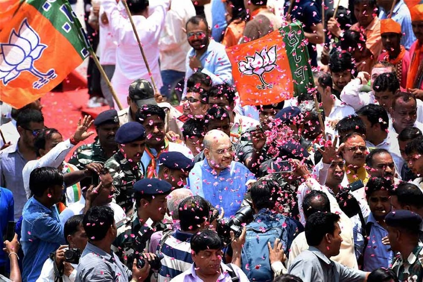 BJP to field tribal leader Sampatiya Uikey for RS polls from MP