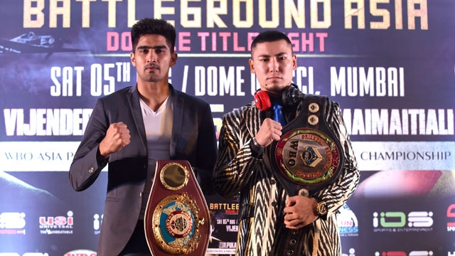 I will show Vijender Singh what Chinese are capable of: Zulpikar Maimaitiali