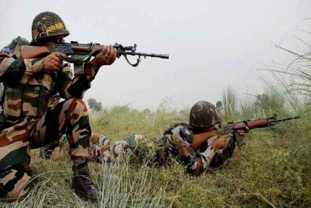 Two civilians killed in firing by Indian troops along LoC