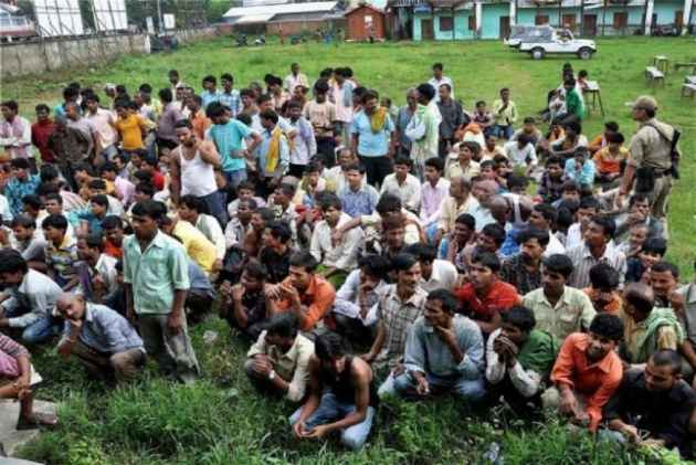 'Identify and deport': Centre ups ante against illegal immigrants