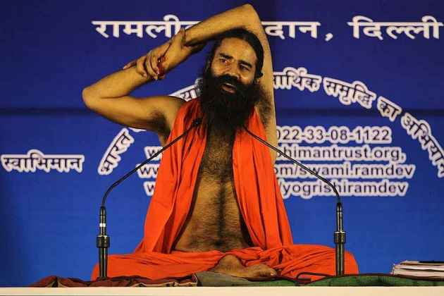 Ramdev To Acquire Land In J&K, Says Want To Set Up Patanjali Factory