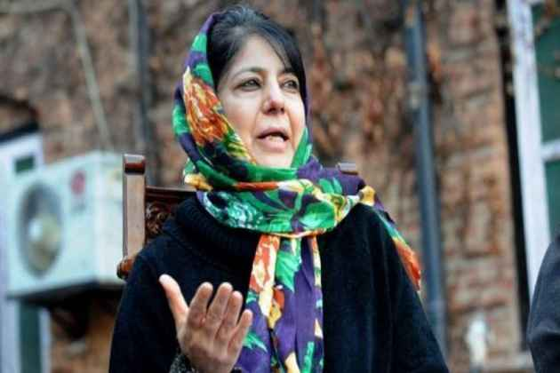 Mehbooba Mufti Says Jammu And Kashmir Political Class United In Defending Article 35(A), Identity