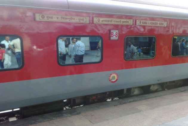 People 'Drugged, Robbed' Onboard Mumbai-Delhi Rajdhani