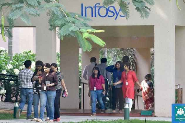 Infosys plunges sharply as Sikka resigns as MD & CEO