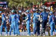 India Beat Sri Lanka By 9 Wickets In 1st ODI