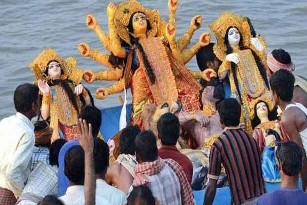 No Durga idol immersion on Muharram: Mamata Banerjee
