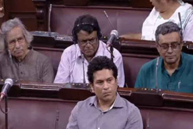 Sachin Tendulkar attends Rajya Sabha, gets mercilessly trolled on Twitter