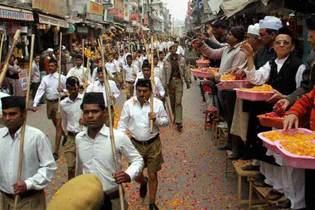 RSS may remind Muslims of their Hindu ancestry, but will never truly accept them