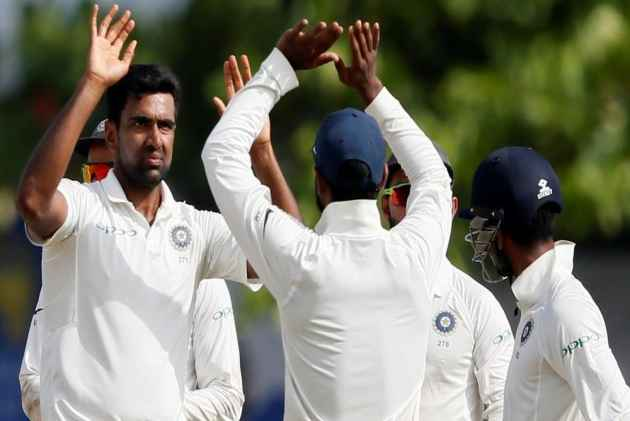 For Second Game In A Row, India Cross 600-Run Mark, Ashwin On A Role