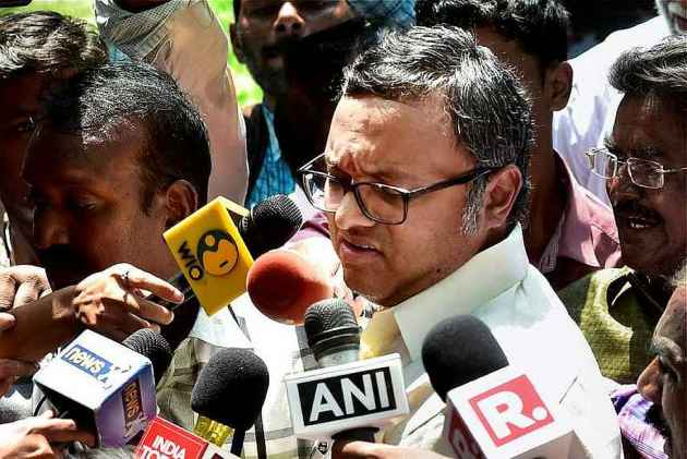 CBI issued lookout circular against Karti Chidambaram in June