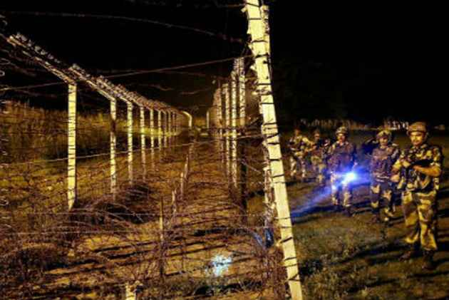 Five terrorist killed in Machil sector of J and K