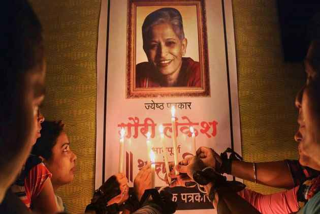People Who Claim Maoists Killed Gauri Lankesh Have Little Understanding About Naxal Movement Sister Kavitha
