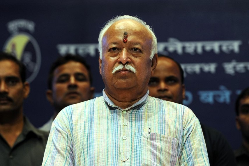 'All Indians Originally Hindus', RSS Chief Mohan Bhagwat Says Hinduism's Door Open To All
