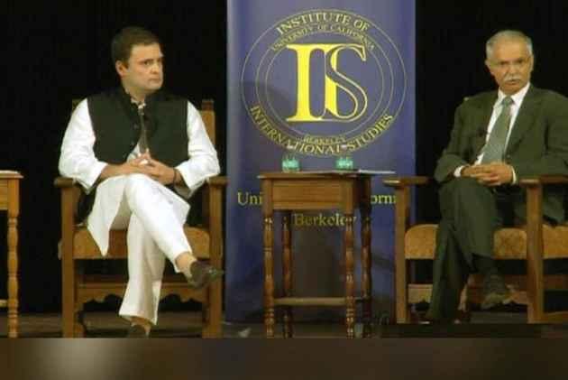 Rahul Gandhi Goes Modi Way to Woo NRIs in US