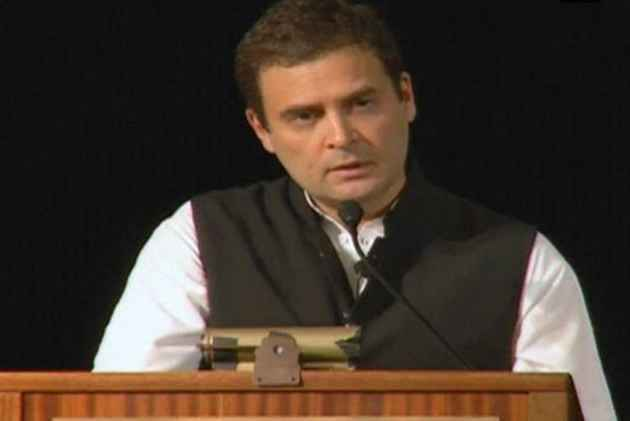 Rahul Gandhi to meet business leaders, overseas Indians in US