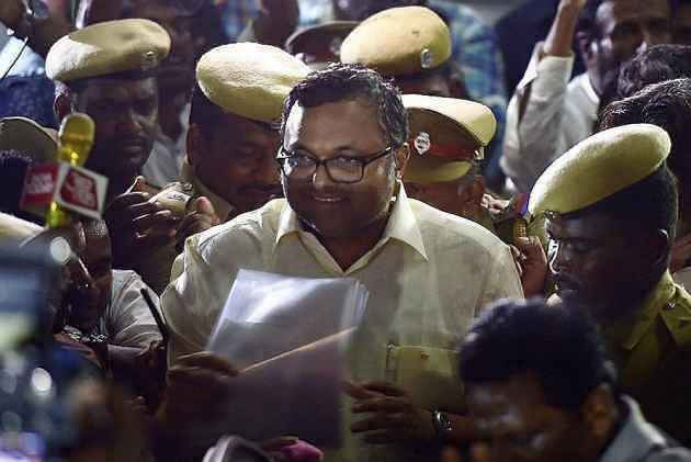 Aircel-Maxis FIPB Clearance: CBI Summons Karti Chidambaram, Asked To Appear Before It Tomorrow