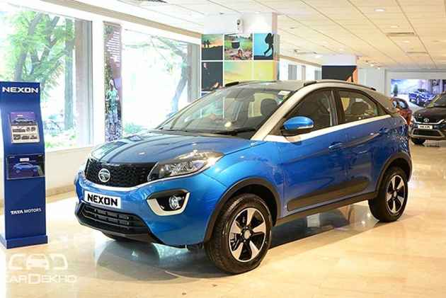 Tata Nexon To Launch On September 21