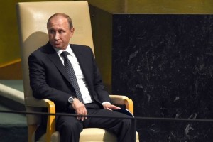 Putin Is That Guy On Subway Who Spreads Legs And Encroaches On Everyone Else's Space, Says Hillary Clinton In Memoir