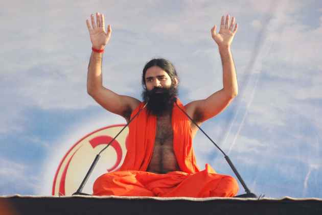 Will Improve ITBP Soldiers Health Through Yoga Camp Says Baba Ramdev