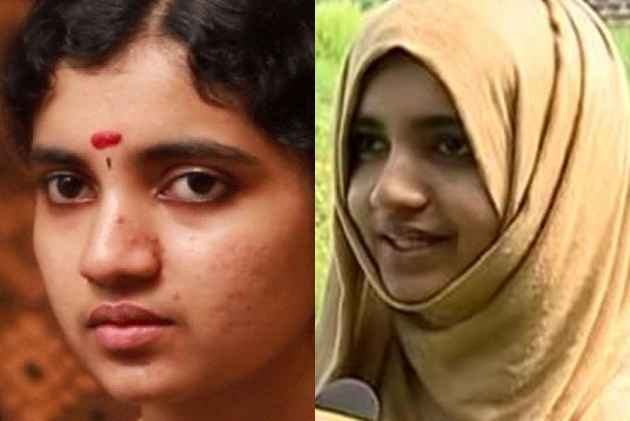 Kerala Woman Who Left Home And Converted To Islam Returns ...Kerala Muslim School Girls