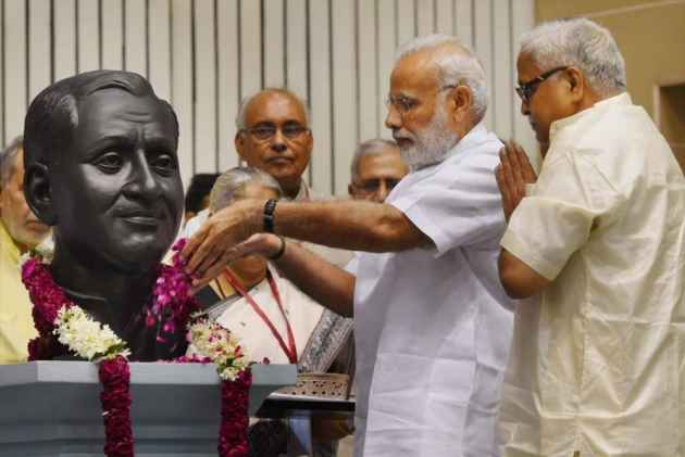BJP, In Search Of An Icon: Is Deendayal Upadhyay Party's Mahatma Gandhi?