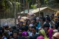 India To Send Relief Packages For Rohingya Immigrants In Bangladesh