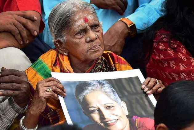Can't tolerate Gauri Lankesh murder: Sonia
