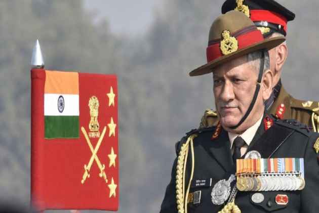 China underplays remarks by General Rawat