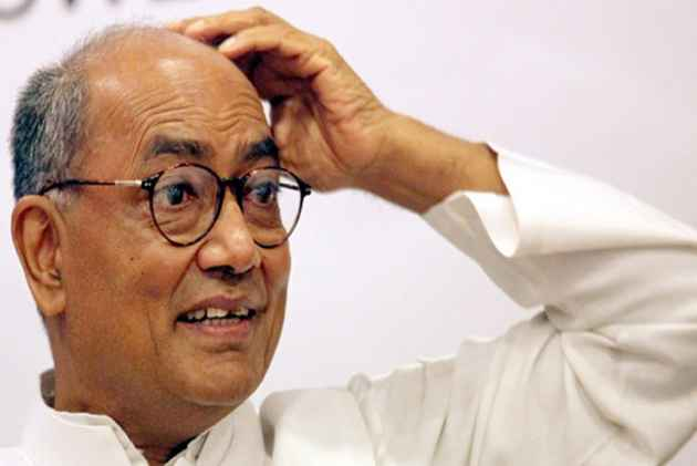 Digvijaya retweets abusive remarks against PM, triggers row