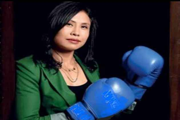 Ex-World Champ Sarita Devi Elected As Boxers' Rep In National Boxing Federation's Executive Council