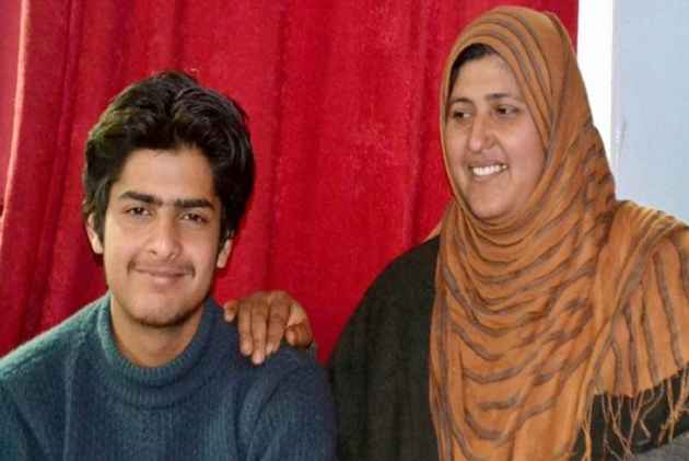 Afzal Guru's son gets 88%