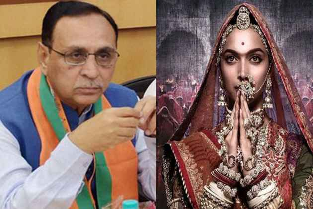Padmavat Will Not Be Released In Gujarat CM Vijay Rupani