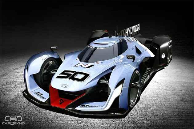 Hyundai Serious About Developing A Supercar
