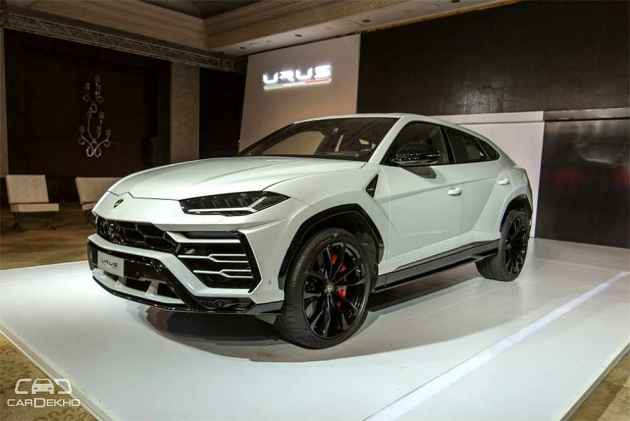 Lamborghini Urus Price In India Revealed