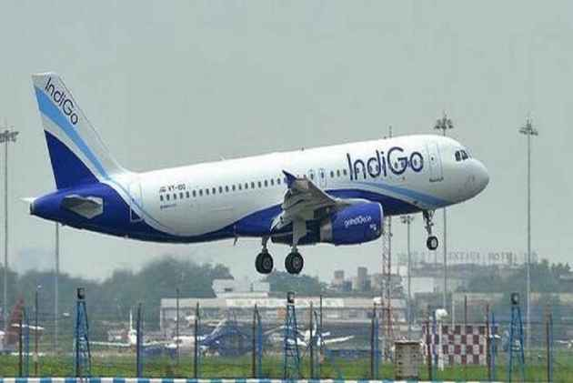 Mumbai: IndiGo Aerobridge Strikes With Terminal Building, None Injured