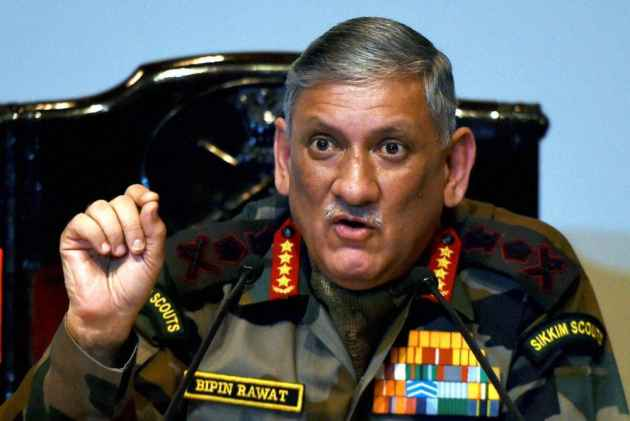 Armed Forces In J&K Can't Be 'Status Quoist', Must Evolve New Strategies To Deal With Cross-Border Terrorism: General Bipin Rawat