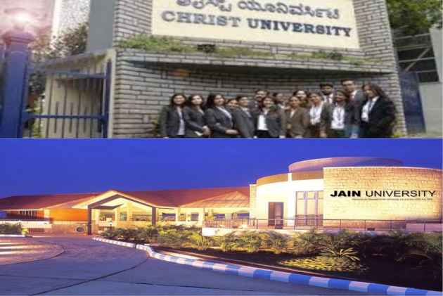 HRD Ministry Drops 'University' From Names Of 14 Institutions, Christ University Will Now Be Called 'Christ', Jain University Renamed 'Jain'